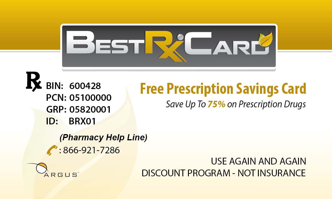 Discount Card | BestRxCard